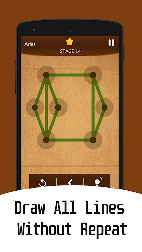 One Line 1 Touch - Draw Line Puzzle Game  astuce 2