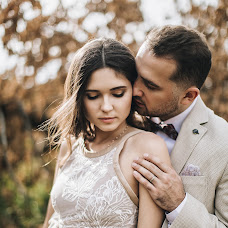 Wedding photographer Nata Smirnova (natasmirnova). Photo of 03.12.2018