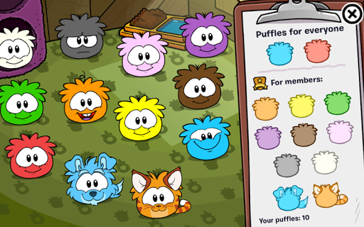Club Penguin screenshot 18