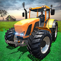 FARMING SIMULATOR 2019: TRACTOR FARMER LIFE SIM icon