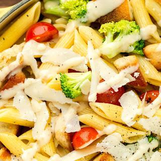 Pimiento Pasta Salad