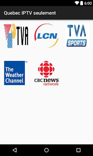 Quebec IPTV seulement