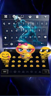 seattle seahawks theme keyboard - náhled