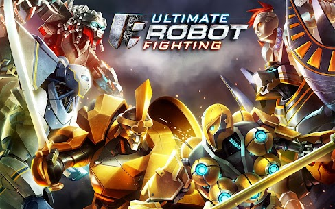 Ultimate Robot Fighting 6
