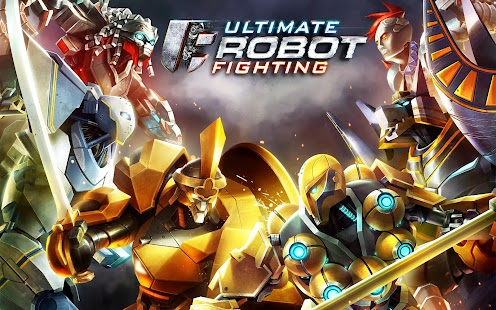 Ultimate Robot Fighting- screenshot thumbnail