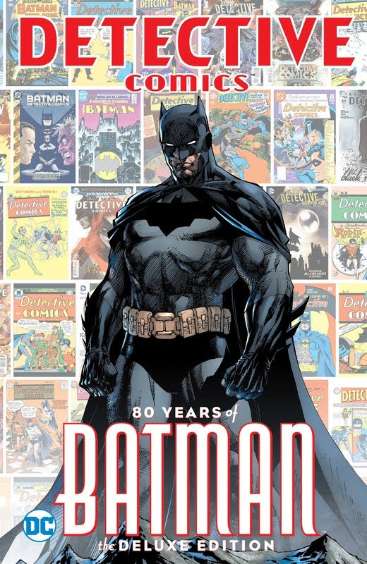 Detective Comics: 80 Years of Batman: The Deluxe Edition (2019)