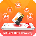 SD Card Data Recovery, Photo, Video icon