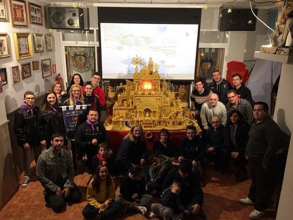 Sant Valerià gana el Concurso de Belenes de Torrent
