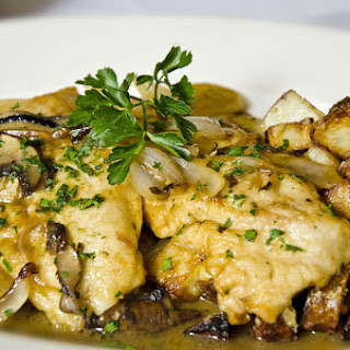 Chicken Colombo Marsala Recipe