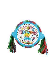 Pinata, Happy Birthday
