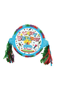 Pinata, Happy Birthday