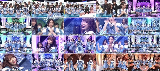 180907 AKB48 Part – Music Station