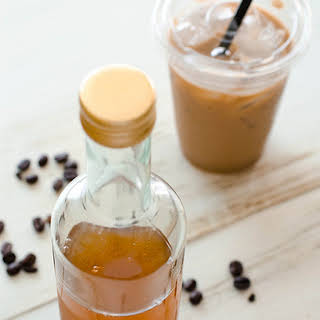 Pumpkin Spice Syrup for Hot and Cold Coffee or Non-Coffee Drinks.