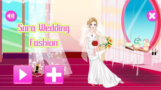 萨拉的婚礼时尚