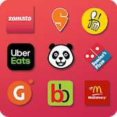 All In One Food Ordering App, Online Food Delivery