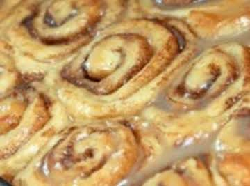 Absolutely Sinful Cinnamon Buns