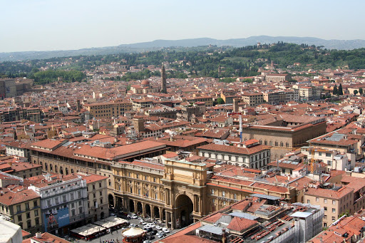 florence-cityscape5.jpg - The cityscape of Florence, Italy.