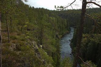 Photo: Oulanka Canyon