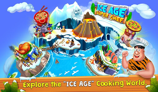 Cooking Madness: Restaurant Chef Ice Age Game 2.3 screenshots 6