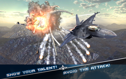 Morden Air Combat(3D) 1.0 screenshots 4