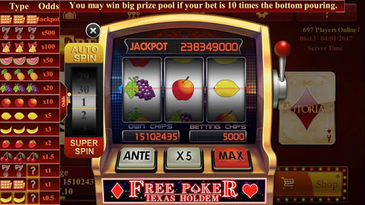 Free Poker-Texas Holdem 2.3.2.0 Mod screenshots 3