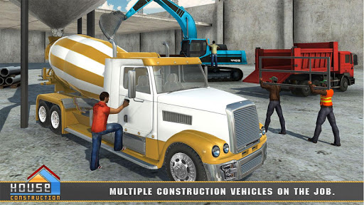 House Building Construction Games - City Builder 1.0.9 screenshots 8