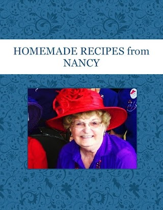 HOMEMADE RECIPES from NANCY