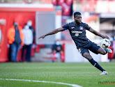 Kemar Lawrence speelde een opvallende rol in Standard-Anderlecht