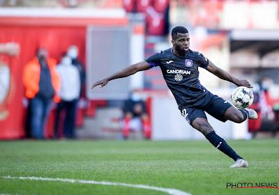 """Ontsnapt na twee minuten en daarna matchwinnaar tegen Standard: """"Het had rood kunnen zijn"""""""