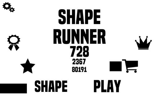 Shape Runner