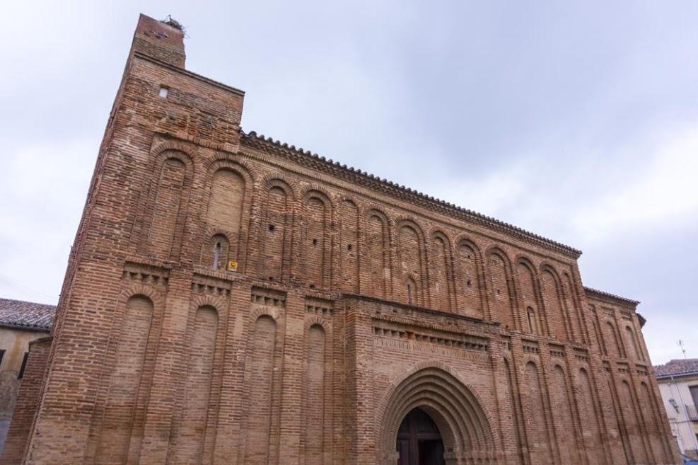 Iglesia de San Lorenzo el Real.
