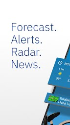 The Weather Channel: Rain Forecast & Storm Alerts APK screenshot thumbnail 1