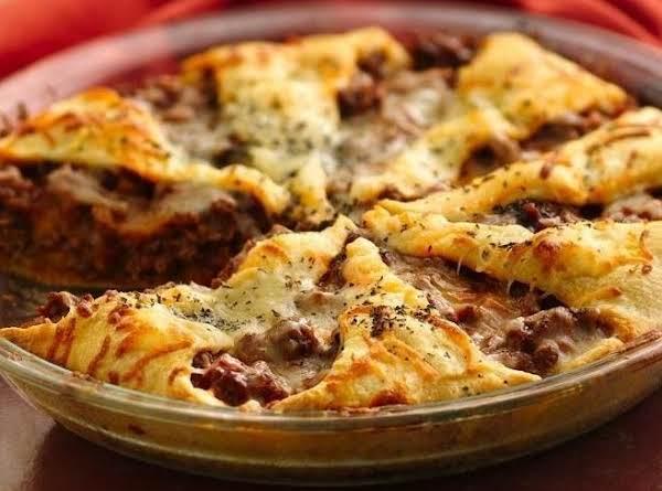 Italian Crescent Casserole Recipe