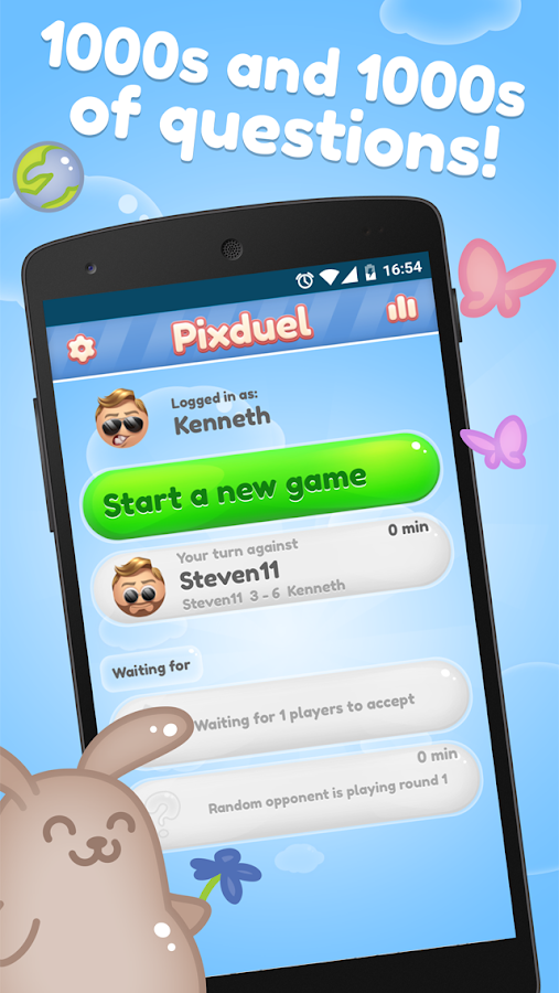 Pixduel™- screenshot