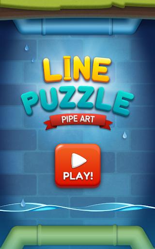 Foto do Line Puzzle: Pipe Art