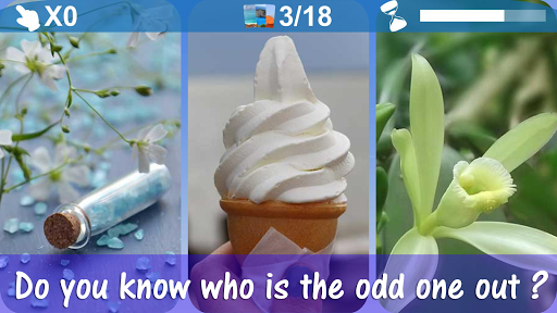 Touch the Odd One Out android2mod screenshots 7