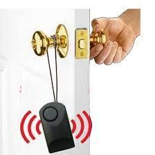 Image result for portable hotel door alarms