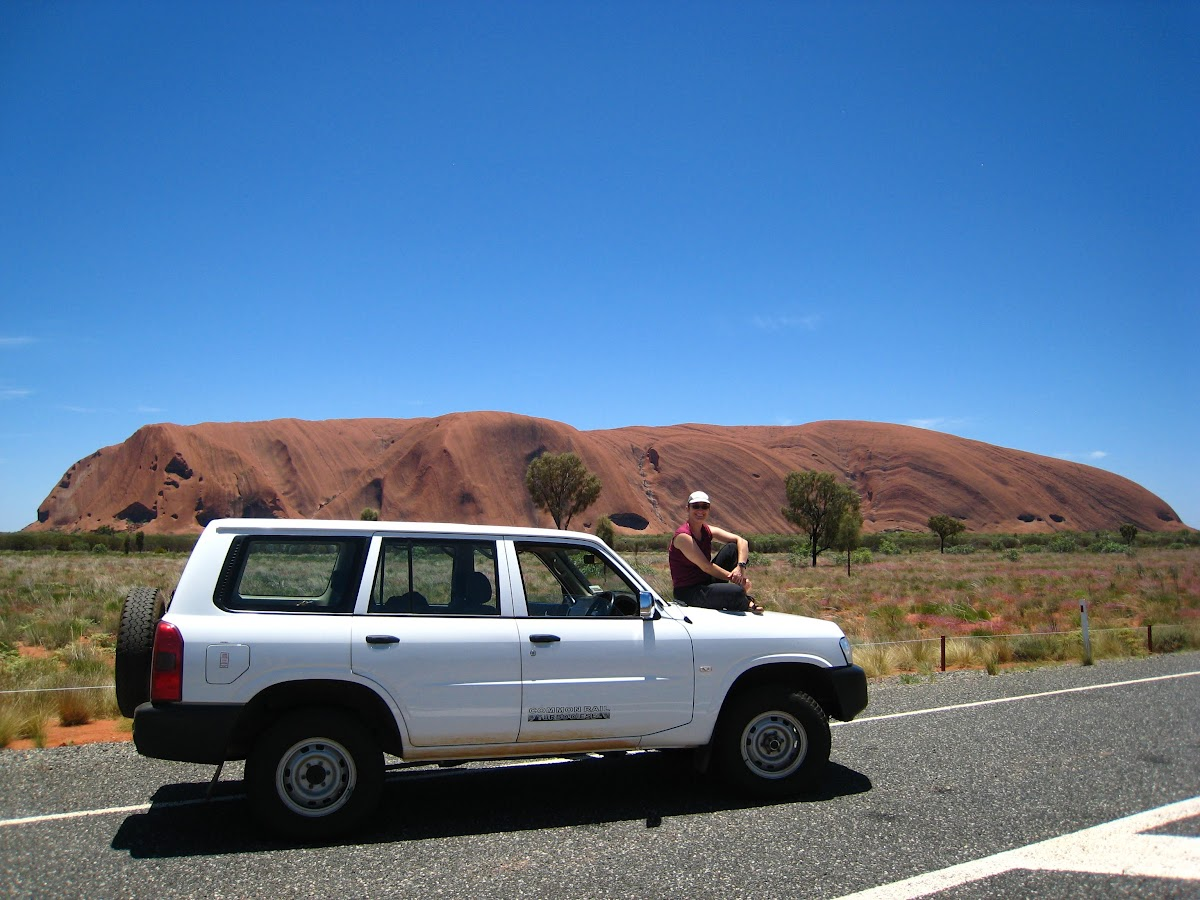 3 Week Australia Itinerary Road Trip National Parks Wildlife // Uluru - Ayers Rock