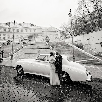 Wedding photographer Sandra Patapiene (Fotoidile). Photo of 01.01.1970