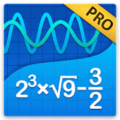 Math + Graphing Calculator PRO