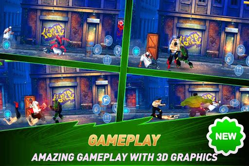 Ninja Turtles Fighters 1.0 screenshots 3