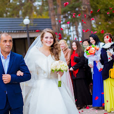 Wedding photographer Eduard Zubkov (eduardzubkov). Photo of 02.12.2015