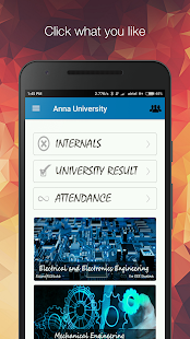 My AU App - náhled