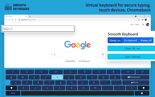 Smooth Keyboard - Virtual Keyboard