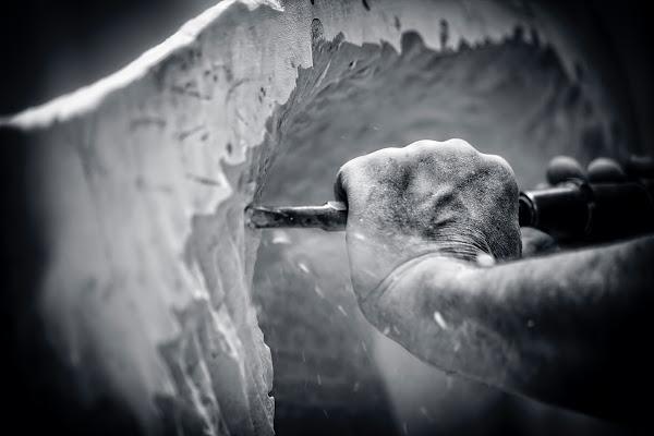 Creazione: dalla mente al braccio attraverso il cuore. di FrancescoPaolo
