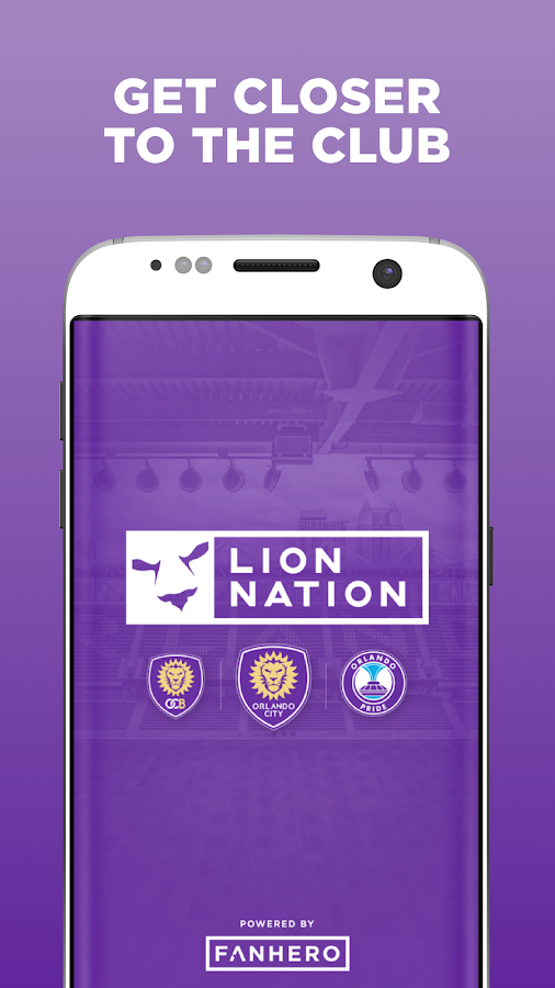 LionNation- screenshot
