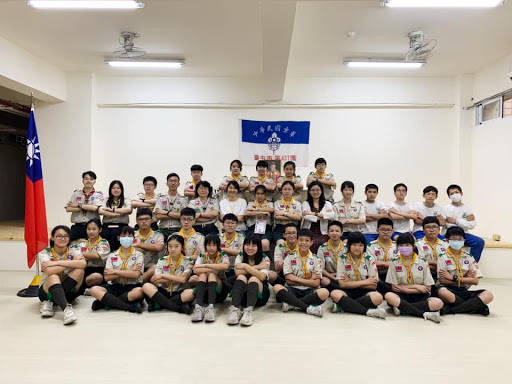 109年童軍團入團宣誓儀典(另開新視窗)