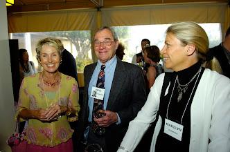 Photo: Lynne Hege Caulkins, '59, Eric and Marilyn Cummings