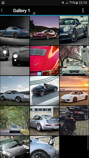 Porsche Wallpapers - náhled