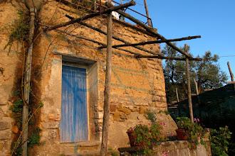 Photo: Casa rurale lungo via San Giuseppe a Prasiano (Massa Lubrense)